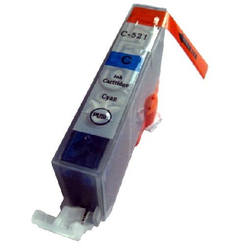 Druckerpatrone wie Canon CLI-521 Cyan, 2934B001