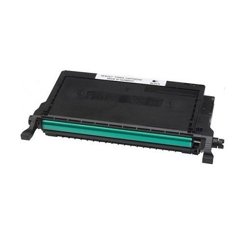 Tonerkartusche wie Samsung CLT-K5082L, HP SU188A Black, Schwarz