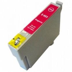 Druckerpatrone wie Epson T0803 Magenta