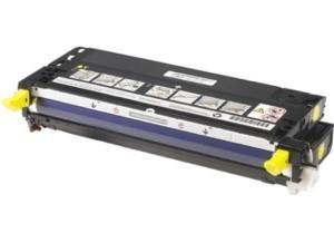 Kompatible Tonerkartusche für DELL C 2660, C 2665 Yellow - 593-BBBR